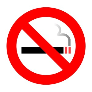 This blog is completely smoke-free